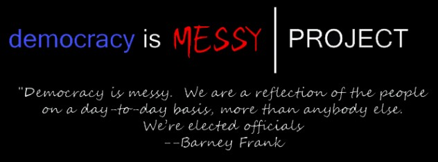 DemocracyIsMessy